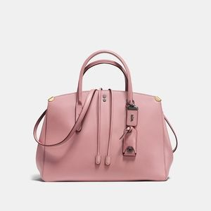 Coach Cooper Carryall Dusty Rose Tote NWT